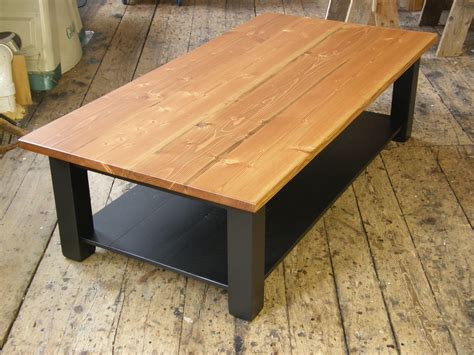 coffee table with a shelf youtube