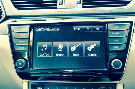 Test Škoda Superb Mit Canton