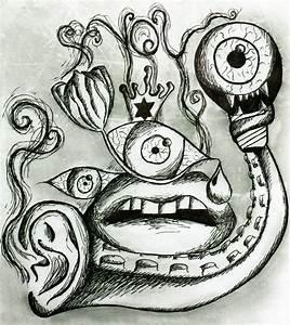 Image Gallery trippy drawings