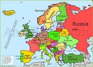 European geography – Eirimois teaching blog