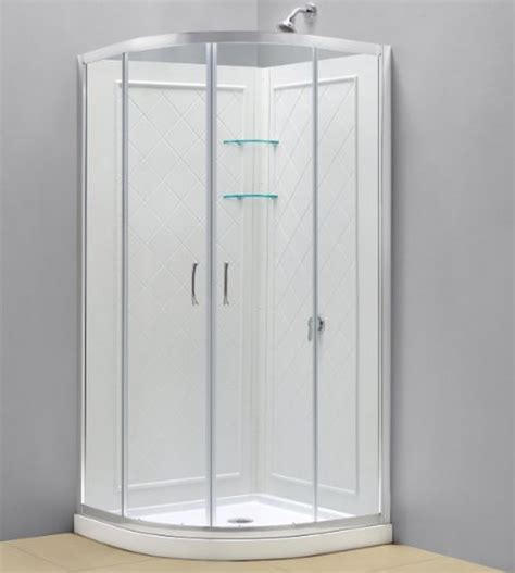 Shower Units by Corner Shower Units
