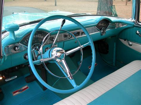 chevrolet bel air  door convertible