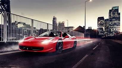 Ferrari 458 Italia Wallpapers Bridge