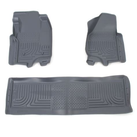 2012 f 250 weathertech floor mats floor mats for 2012 ford f 250 and f 350 duty