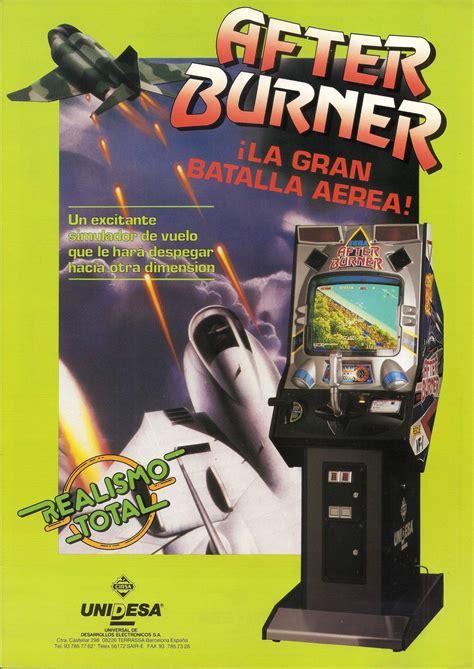 After Burner II Details - LaunchBox Games Database