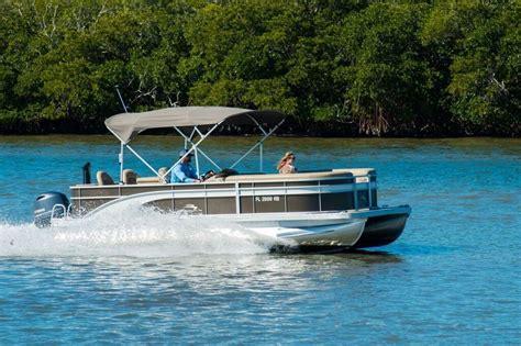 Baywater Boat Club by C1 Bennington Fishing Pontoon 22 Baywater Boat Club