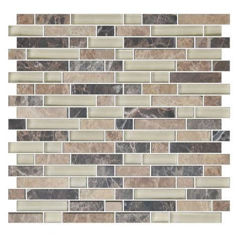american olean color appeal blends c137 pebble blend 5 8 x random linear interlocking