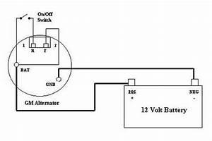 08 5 3l Alternator Wiring Diagram