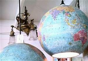 Globus Als Lampe : die globuslampe fernweh das nach hause f hrt ~ Markanthonyermac.com Haus und Dekorationen