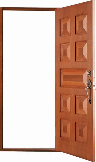 Door Clipart Open Doors Dor Transparent Wood