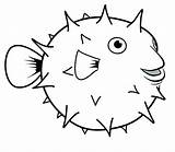 Tuna Coloring Pages Fish Getcolorings Printable sketch template