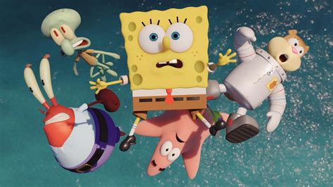 Sponge Out Of Water (2015)