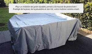 Housse Mobilier De Jardin : protection mobilier mobilier de jardin ~ Teatrodelosmanantiales.com Idées de Décoration