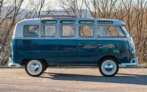 1967 Volkswagen T1 Deluxe Microbus  Us
