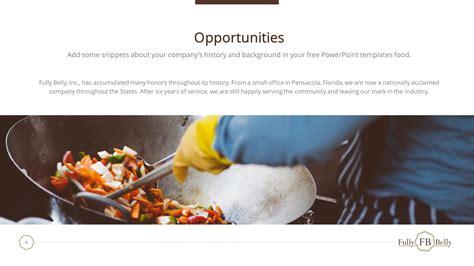 premium cuisine healthy food premium powerpoint template slidestore