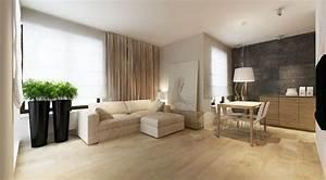 peinture couleur lin pour la deco zen de votre maison With couleur interieur maison design