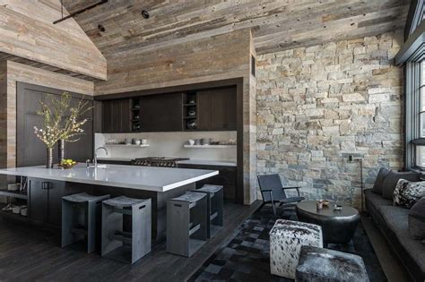 17 Best Ideas About Modern Rustic Interiors On Pinterest