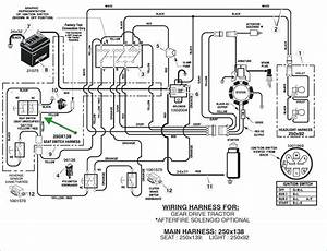 John Deere L100 Electrical Schematic