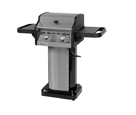 brinkmann 2 burner gas grill brinkmann 2 burner portico 810 3260 s gas grill review