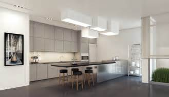 kitchen unit ideas 1 gray kitchen units interior design ideas