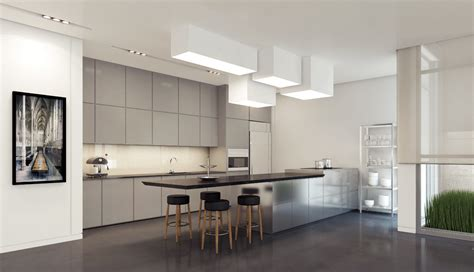 kitchen unit ideas 1 gray kitchen units interior design ideas