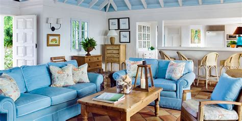 Living Room Style Statements by Coastal Living Rooms That Will Make You Yearn For The
