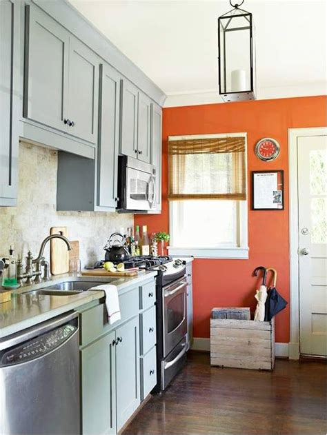 Ideas For An Orange Kitchen by Orange Kitchen Ideas Room Design Inspirations