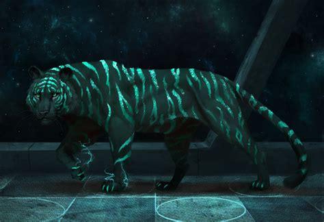 tiger space  jademere  deviantart