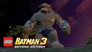 LEGO Batman 3 Beyond Gotham King Shark Okaara Free Roam