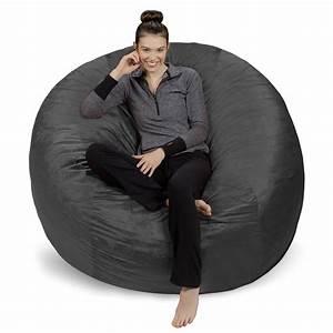 sofa, sack, giant, bean, bag, -, 6, ft, -, walmart, com