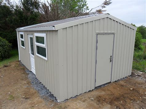 backyard sheds and garages mss steel sheds