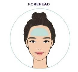 Face Mapping 101 What Your Pimples Say About Your Health