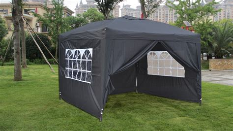mcombo  ez pop   walls canopy party tent gazebo  canopy tent  sides active