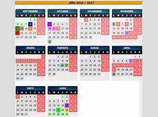 Calendario Escolar de Aragón 201617 avvbarriojesus