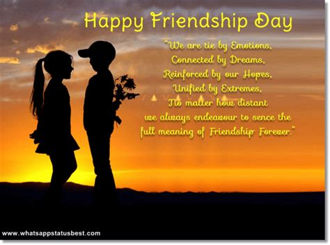top friendship day images quotes