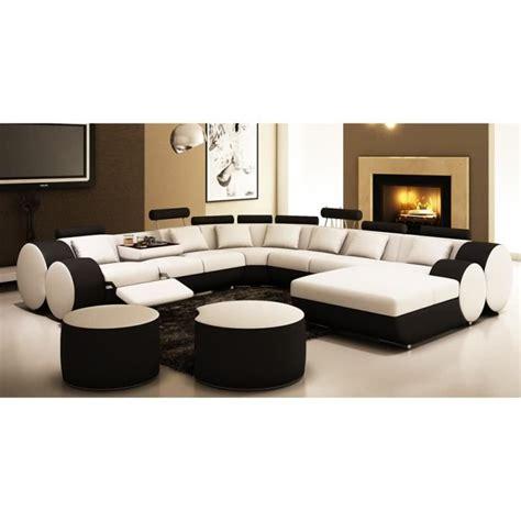 meublez com canap acheter un canap en cuir beautiful de style europen villa