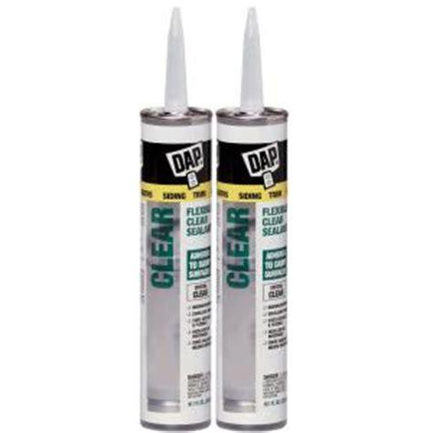 dap 10 1 oz clear flexible sealant 2 pack discontinued