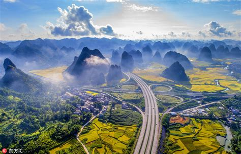 Breathtaking Beauty Along The Road Heaven