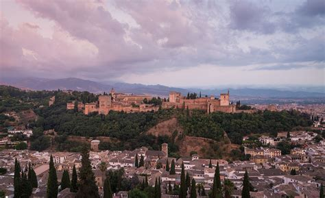 andalusia spain cities southern places granada alhambra visit garcia getty daniel go