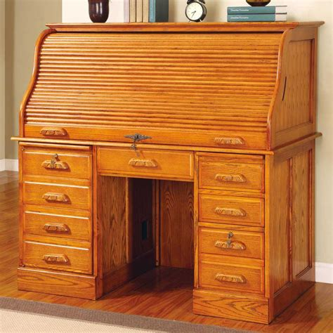 roll top secretary desk elegant roll top secretary desk thediapercake home trend