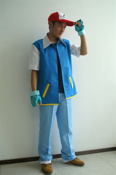 ash ketchum kostüm ash ketchum costume creative costumes