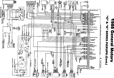 Wiring 1989 Chevy 10 by Wire Diagram 1989 Gmc Wiring Diagram For Free