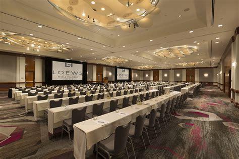 Loews Hollywood Hotel  Teneo Hospitality Group