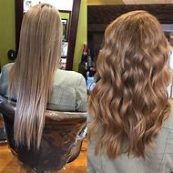 Hair Body Wave Perm Before And After
