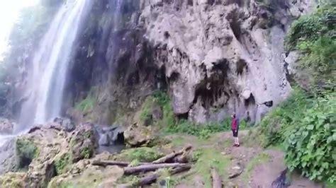 falling spring falls covington va youtube