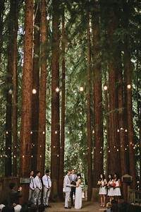 16 Inspired Ideas for a Whimsical Forest Wedding - Oh Best ...