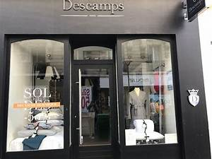 Linge De Maison Descamps : descamps linge de maison 72 rue commerce 75015 paris ~ Melissatoandfro.com Idées de Décoration