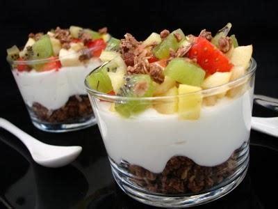 recette fromage blanc aux cereales  fruits de saison