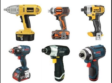 reviews  cordless impact drivers  youtube
