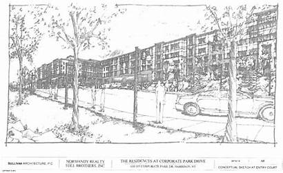 Corporate Drive Park Harrison Ny Complex Residential